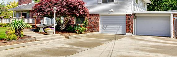 concrete driveway 05 - Concrete Driveway